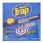 Espiral Perfumado Ahuy Mosqui Trap Cja 12 Uni