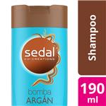 Shampoo SEDAL Botella 190 ML