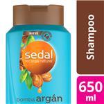 Shampoo Sedal   Botella 650 Ml