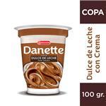 Postre Dulce De Leche Danette Pot 100 Grm