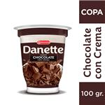 Postre Chocolate C/Cr Danette Pot 100 Grm
