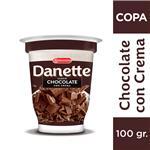 Postre Chocolate C/Cr Danette Pot 100 Grm