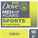 Jabon Extra Fresh Dove Cja 90 Grm