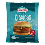 Hamburguesa Clasicas Paladini Fwp 166 Grm