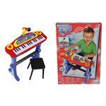 Instrumento Mus Organo Con Asiento . . .