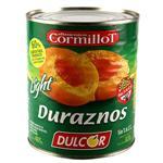 Durazno Cormillot Light Lata 820 Gr
