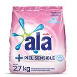 Jabón En Polvo ALA  Piel Sensible  Paquete 2.7 Kg