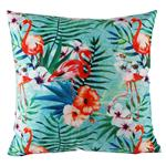 Almohadon Est. Tropical Flowers 45x45 . . .