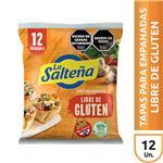 Tapa De Empanadas Sin Tacc LA SALTEÑA 330 Gr