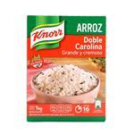 Arroz Doble Carolina Knorr   Grande Y Cremoso Caja 1 Kg