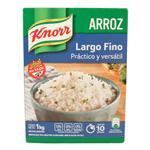 Arroz Largo Fino Knorr    Caja 1 Kg