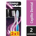 Cepillo Dental Close Up Slim Care Blister 2 Unidades