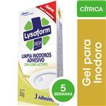 Limpia Inodoros Adhesivo LYSOFORM Citrus Caja 3 Unidades
