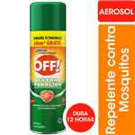 Repelente Active Extra D Off Aer 300 Cmq