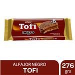 Alfajor Chocolate X6 TOFI Fwp 276 Grm