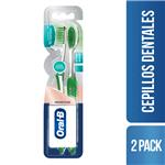 Cepillo Dental ORAL B Pro-salud Ultrafino Blister 2 Unidades