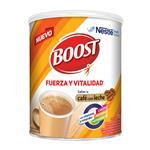 Suplemento Dietario BOOST Café Con Leche   Lata 370 Gr