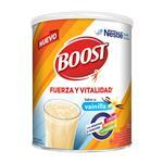 Suplemento Dietario Boost Vainilla  Lata 370 Gr