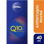Cr.Facial Antiarru Q10 Plus Vit.C Nivea Cja 40 Ml