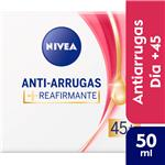 Cr.Facial Antiarru Reafirmante De Nivea Cja 50 Ml