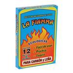 Pastillas Caja X 12 Un Fuego Listo Cja 12 Uni