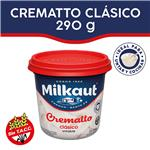 Queso Crema . Milkaut Pot 290 Grm