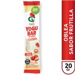 Oblea D/Arroz Yoguba Gallo Snack Cja 480 Grm