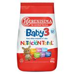 Leche En Polvo  La Serenisima Baby 3 Bolsa 800 Gr