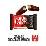 Oblea Chocolate Dark Kitkat Fwp 41.5 Grm