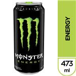 Energizante MONSTER Energy Lata 473 Cc