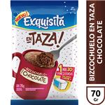 Polvo Para Bizcochuelo Exquisita Chocolate   Paquete 70 Gr
