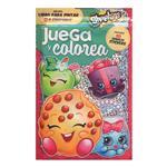 Col. Juega Y Colorea 50 Stickers