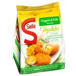 Nuggets Pollo C/Vegeta Sadia Fwp .4 Grm