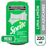 Gaseosa Sprite Sin Azúcar  Lata 220 CC