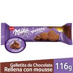 Gall.Rell.Mousse Chocolate. Milka Paq 116 Grm