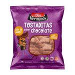 Tostaditas De Arro Chocolate Dos Hnos. Paq 60 Grm
