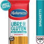 Espagueti MATARAZZO Libres De Gluten Paquete 500 Gr
