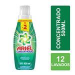 Jabón Liquido ARIEL Acción Instantánea    Botella 500 Cc