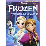 Disney Frozen Aventuras De Invierno