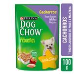 Alimento En Sobre Cachorros PURINA DOG CHOW 100 Gr Pollo Y Manzana