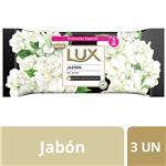 Jabon Jazmin X3 Lux Paq 375 Grm