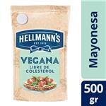 Mayonesa Vegana Hellmanns Pou 500 Grm