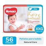 Pañal HUGGIES Natural Care Ellos Xxgx56