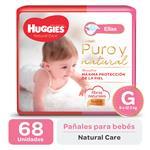 Pañal HUGGIES Natural Care Ellas Gx68