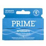 Preservativos Retardante Prime Cja 9 Uni