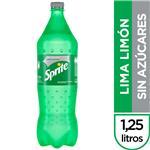 Gaseosa Lima Limon Sin Azucar Sprite Bot 1250 Cmq