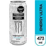Energizante Ultra Sin Azúc Monster Lat 473 Cmq