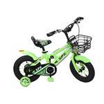 """Bicicleta Infantil SPX 12"""" Verde"""
