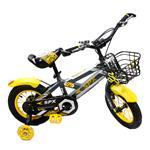 """Bicicleta Infantil SPX 12"""" Gris"""