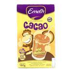 Cacao . Emeth Cja 180 Grm